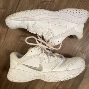 Retro Nike Court Lite 2 White Sneakers Women's 8